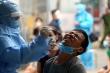 Hà Nội: Phong tỏa khu vực ở Đông Anh có người mắc COVID-19