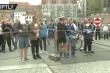COVID-19: Người biểu tình đòi dỡ bỏ hàng rào ở biên giới Ba Lan và Đức