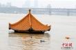 Mưa lớn liên tục, mực nước tại 33 con sông ở Trung Quốc dâng cao kỷ lục