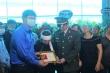 Tặng huy hiệu 'Tuổi trẻ dũng cảm' cho chiến sĩ công an hy sinh khi làm nhiệm vụ