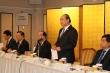 Thủ tướng: Mong muốn các tập đoàn công nghệ Nhật Bản đầu tư vào Việt Nam