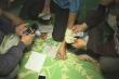 Bắt quả tang 19 con bạc đang đánh xóc đĩa ở Đắk Lắk