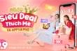 Tháng 9 tưng bừng mua sắm với hàng loạt 'deal khủng' từ VinID