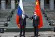 Hứng đòn trừng phạt từ Mỹ và phương Tây, Trung Quốc hối hả 'tìm bạn' cùng phe