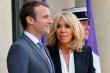 Vợ Tổng thống Pháp mắc COVID-19