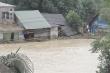 Lũ quét ở huyện Bảo Yên, Lào Cai: Gần 100 ngôi nhà bị sập, ngập nước