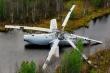 Tiếp nhiên liệu nhầm, trực thăng Nga gặp họa nằm ở đầm lầy suốt 40 năm