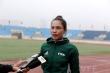 Vượt bài kiểm tra thể lực, nữ trọng tài Việt Nam làm nên lịch sử