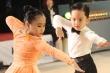 Con trai Khánh Thi đoạt 2 huy chương bạc khi lần đầu thi khiêu vũ thể thao