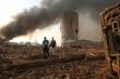 Nổ kinh hoàng ở Lebanon: Hơn 100 người chết, bệnh viện Beirut quá tải