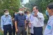 Thứ trưởng Nguyễn Trường Sơn rời TP.HCM tới Hải Dương hỗ trợ chống dịch