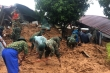 Hiện trường sạt lở đất, vùi lấp nhiều cán bộ, chiến sĩ Đoàn 337 ở Quảng Trị