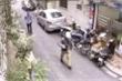 Hai kẻ cướp ngân hàng BIDV rải 52 tờ 100.000 nghìn trên đường tẩu thoát