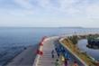 Đường chạy marathon tuyệt đẹp giữa đại dương