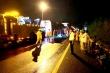 Xe đầu kéo tông xe khách trên đường dẫn hầm Hải Vân, hơn 20 người thương vong