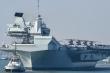 Anh biên chế lâu dài hai tàu chiến đến các vùng biển châu Á