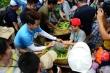Diễn viên Huy Khánh, Hồng Phúc tranh tài trong vườn rau sạch