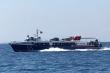 Trực thăng, tàu cao tốc chở  đề thi tốt nghiệp THPT 2020 ra các đảo