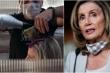 Video: Người biểu tình treo máy sấy tóc trước cửa nhà Chủ tịch Hạ viện Mỹ