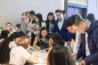 Giao dịch sôi động ngay lần mở bán đầu tiên, Khai Sơn Town tiếp tục 'hút' khách hàng
