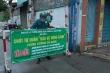 Video: TP.HCM lập hàng loạt chốt bảo vệ 'vùng xanh' hạn chế người lạ ra vào