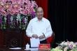 Thủ tướng lần đầu kiểm tra giải ngân vốn đầu tư công