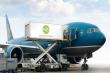Hàng không 'treo' máy bay, doanh nghiệp bán suất ăn giảm lãi 92%
