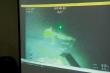 Hình ảnh tàu ngầm Indonesia sau khi được phát hiện vỡ làm 3 mảnh