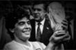 Huyền thoại Diego Maradona qua đời