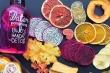 Trào lưu giảm cân mới: Detox bằng trà hoa quả sấy khô