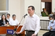 Cựu Bộ trưởng Công Thương Vũ Huy Hoàng bị đề nghị mức án 10-11 năm tù