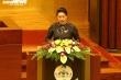 Quốc hội chia buồn sâu sắc với gia đình cán bộ, chiến sĩ, người dân tử nạn