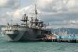 Tàu Hải quân Mỹ nhận lệnh tự cách ly trên biển 14 ngày vì Covid-19