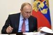 Ông Putin ký luật miễn truy tố trọn đời các cựu tổng thống Nga