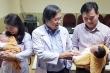 Cặp song sinh dính liền gan ở Quảng Nam xuất viện sau 10 ngày mổ tách
