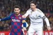 'Hung thần' của Real Madrid muốn Messi ở lại Barca