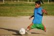 Chàng trai cụt 2 chân vẫn mơ chơi bóng như Ronaldo