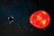 Phát hiện hố đen 'tý hon' gần Trái đất chưa từng thấy