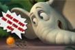 Vì sao kiến không đánh voi nhừ tử?