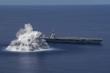 Hải quân Mỹ thử nghiệm khả năng chiến đấu của tàu sân bay USS Gerald R. Ford