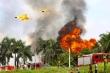 Cháy kho hoá chất ở Long Biên: Công an thông tin mới nhất