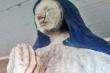 Bí ẩn bức tượng Đức Mẹ đồng trinh khóc ra máu