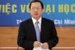 Ông Huỳnh Thành Đạt được giới thiệu để bầu làm Bộ trưởng Khoa học Công nghệ