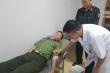 Chiến sĩ công an vượt gần 200km trong mưa lũ hiến máu cực hiếm cứu người