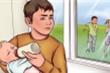 Bắt con cả 'làm cha mẹ' của các em - sai lầm có thể gây hậu quả tệ hại