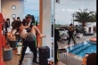 La Chí Tường bị chỉ trích khi tổ chức tiệc cùng 20 hot girl