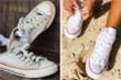 7 cách thần kỳ làm sạch giày trắng bị ố bẩn