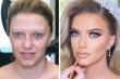 Xem 'gái xấu' hóa cô dâu xinh đẹp qua bàn tay của 'phù thủy' makeup
