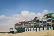Vụ tắc nghẽn kênh Suez: Thuyền trưởng tàu Ever Given là người chịu trách nhiệm