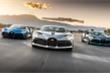 Ngắm bộ ba Bugatti Divo giá gần 20 triệu USD